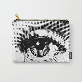 Lina Cavalieri - right eye Carry-All Pouch