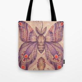 Entomology Tab. VI Tote Bag