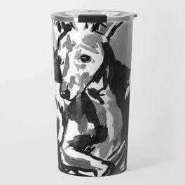 Greyhound -4 Travel Mug
