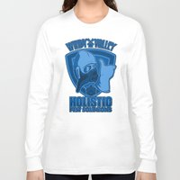 nausicaa Long Sleeve T-shirts featuring Windy Valley Holistic Pest Solutions by adho1982
