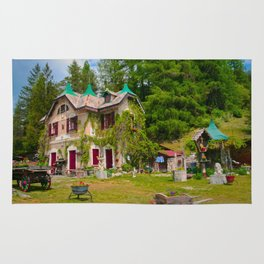 Fairytale Cottage Rug