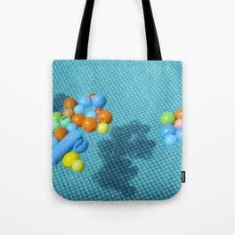 lost pool  II Tote Bag