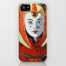 Queen Amidala iPhone Case
