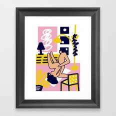 Mamacitas Club Framed Art Print