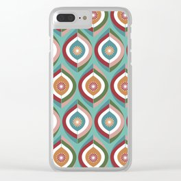 Baubles Clear iPhone Case
