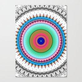 Give Me Colour inverse Canvas Print
