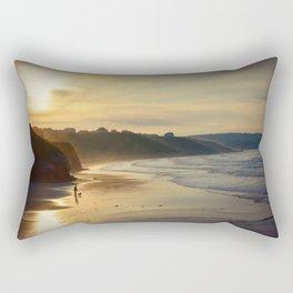 Shoreline Serenity  Rectangular Pillow