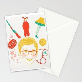 Christmas Story Stationery Cards