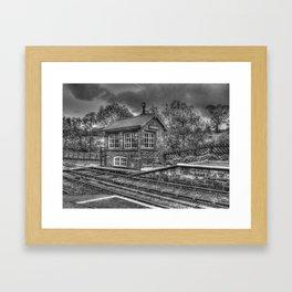 Goathland Station Framed Art Print