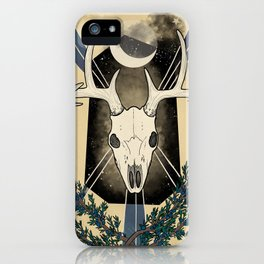 The Seasons: Winter iPhone Case