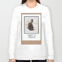 bond Long Sleeve T-shirts featuring Classic Bond by AuthenticPaperCreations