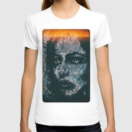 Sweet Frugality Orange Line T-shirt