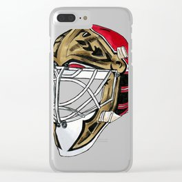 Sidorkiewicz - Mask Clear iPhone Case