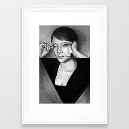 Purfectus Framed Art Print