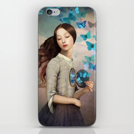 Set Your Heart Free iPhone Skin