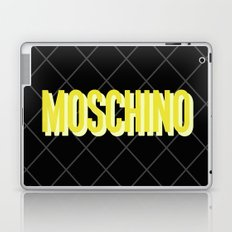 MOSCHINO Quilted Bag Laptop & iPad Skin