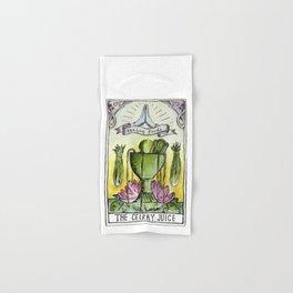 The Celery Juice Hand & Bath Towel