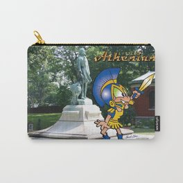 Lew Wallace wth Little Athenian Guard Carry-All Pouch