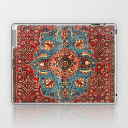 Bidjar Antique Kurdish Northwest Persian Rug Print Laptop & iPad Skin