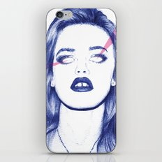 Gap Girl iPhone & iPod Skin