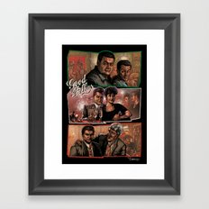 Goodfellas Framed Art Print