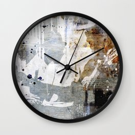 LATIN JAZZ ART Wall Clock