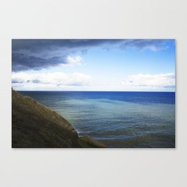A Quiet Ocean Canvas Print