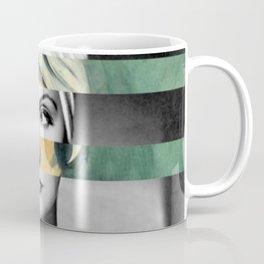 Matisse's Woman with a Turban & Greta Garbo Coffee Mug