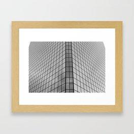 Gridded Framed Art Print