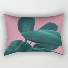 Ficus Elastica #11 #WildRose #decor #art #society6 Rectangular Pillow