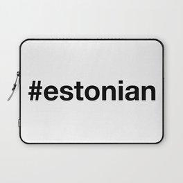 ESTONIA Laptop Sleeve