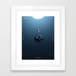 113 - Decadencia Framed Art Print