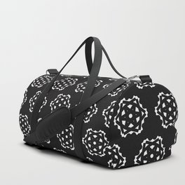 Simple Pattern Duffle Bag