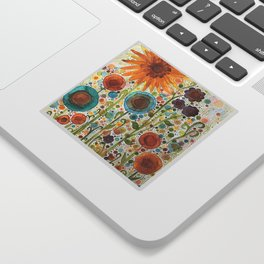 Florets Sticker