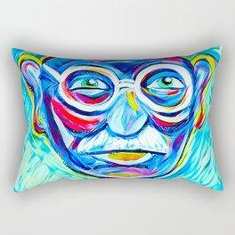 Gandhi Rectangular Pillow