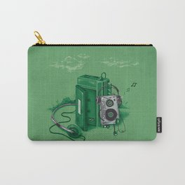 Music Break Carry-All Pouch