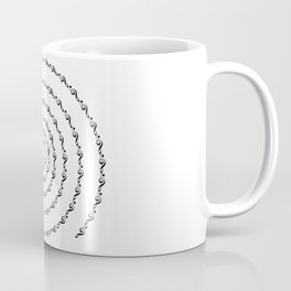 Sol key swirl Coffee Mug