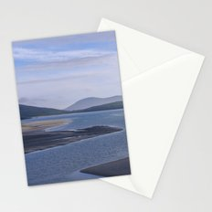 Seaside Blues Stationery Cards