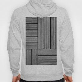 Wood pattern Hoody