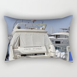 Prestige 550 Powerboat Rectangular Pillow