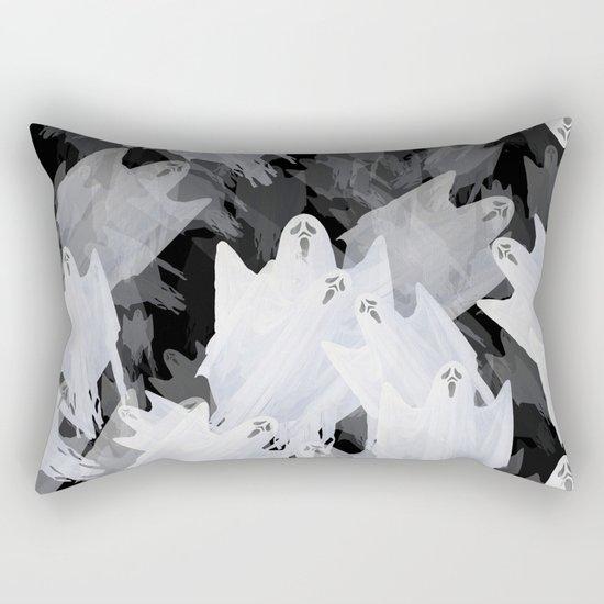 Ghostly! Rectangular Pillow