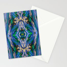Fluid Paint 3 Stationery Cards