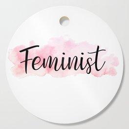 feminist Cutting Board