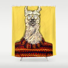 Como te llamas Shower Curtain