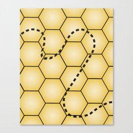Beehive Canvas Print