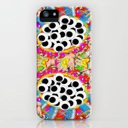 Kaleidofan iPhone Case