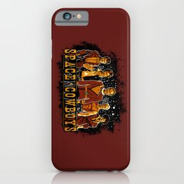 Space Cowboys iPhone Case