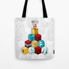 Q*BISM Tote Bag