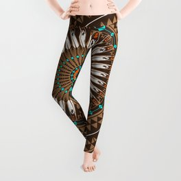 Pow Wow (Wacipi) Leggings