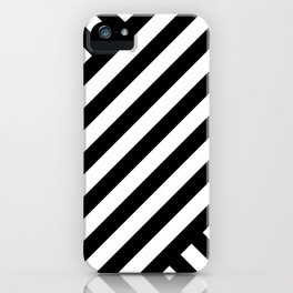 Highway crossing iPhone Case